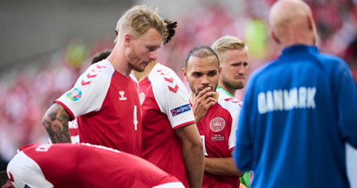 Denmark critical of UEFA stance after Christian Eriksens collapse 55goal