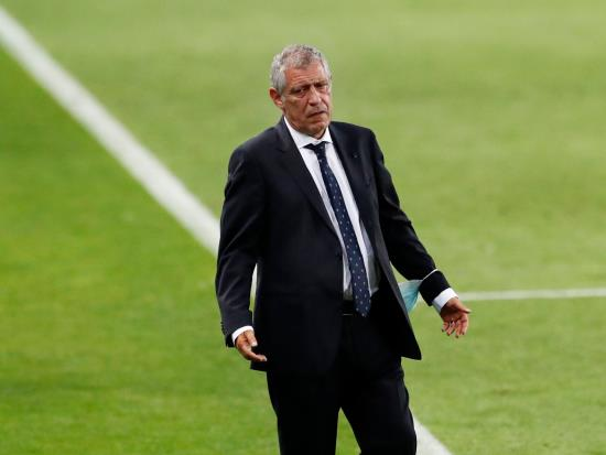 Fernando Santos satisfied with win over Hungary even if Portugal leave it late 55goal